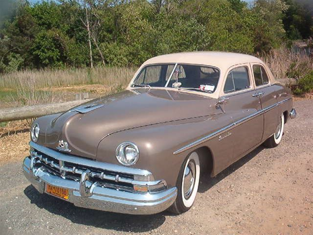 1950 Lincoln Sport Sedan For Sale Mount Sinai New York