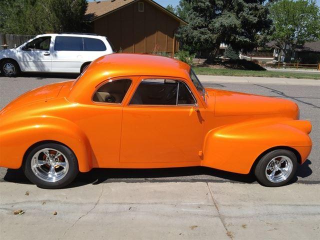 1940 oldsmobile 2 door coupe for sale denver colorado for 1940 oldsmobile 4 door sedan