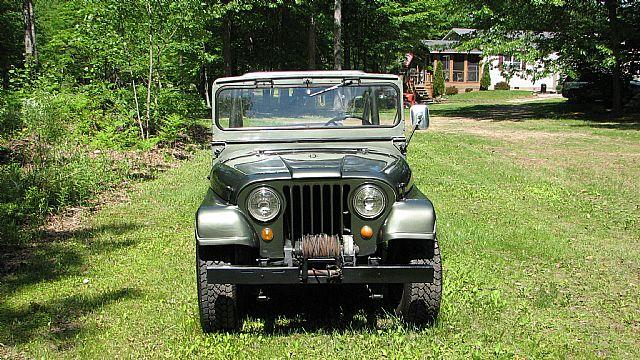 1967 Jeep CJ6 For Sale Coleman, Michigan