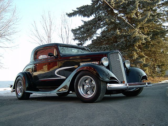 1935 chevrolet 3 window coupe for sale iowa for 1935 chevrolet 3 window coupe