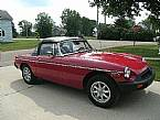 1979 MG MGB Picture 2