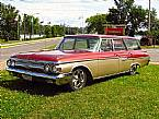 1962 Mercury Station Wagon Picture 2