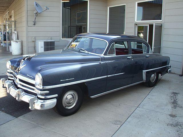 1953 chrysler new yorker for sale yakima washington. Black Bedroom Furniture Sets. Home Design Ideas