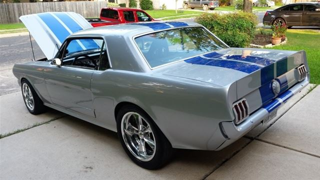 1965 ford mustang roush for sale austin texas. Black Bedroom Furniture Sets. Home Design Ideas