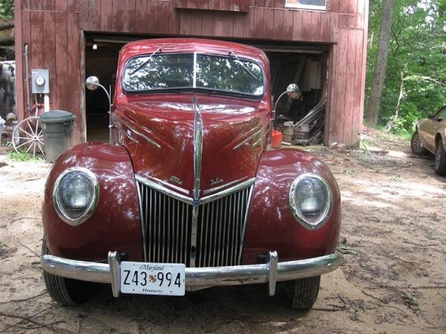 1939 chevrolet deluxe for sale port republic maryland for 1939 chevy 2 door sedan for sale