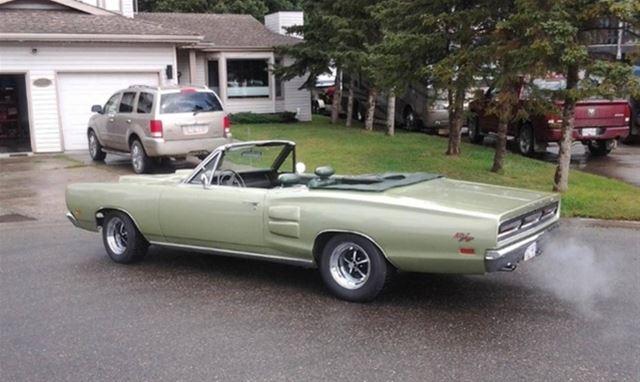 1969 Dodge Coronet For Sale Dawson Creek, British Columbia