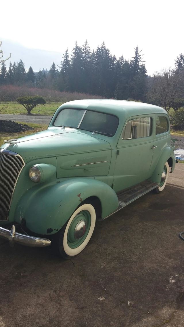 1937 chevrolet 2 door for sale gresham oregon for 1937 chevy 2 door sedan