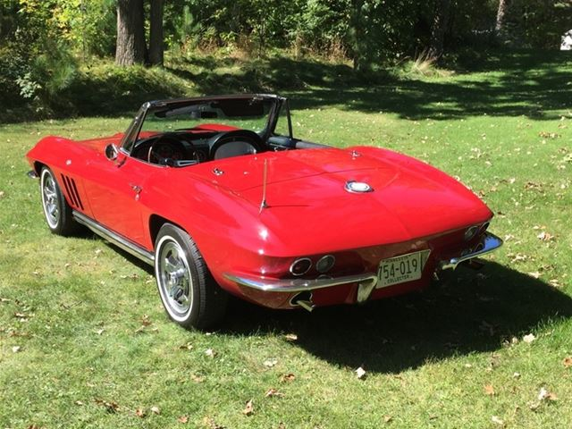 1965 chevrolet corvette stingray c2 convertible for sale in deerwood. Cars Review. Best American Auto & Cars Review