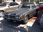 1972 Mercedes 350SL Picture 2