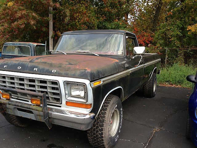 1979 ford trucks for sale in ohio. Black Bedroom Furniture Sets. Home Design Ideas