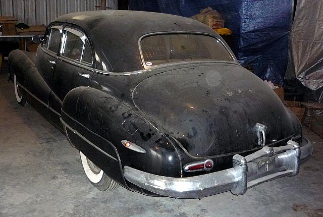 1947 Buick Roadmaster For Sale Eudora, Kansas