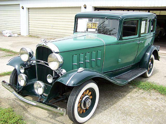 1932 Oldsmobile F32 For Sale Sandusky Michigan