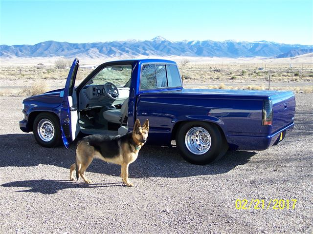 1990 Chevrolet C-1500 454 SS For Sale Carrizozo, New Mexico