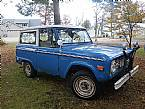 1968 Ford Bronco Picture 2