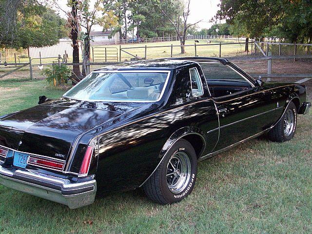 1977 Buick Regal For Sale Little Elm Oak Point Texas