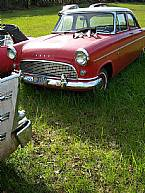 1956-62 Ford Consul Picture 2