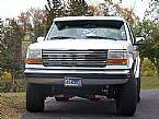 1993 Ford Bronco Picture 2