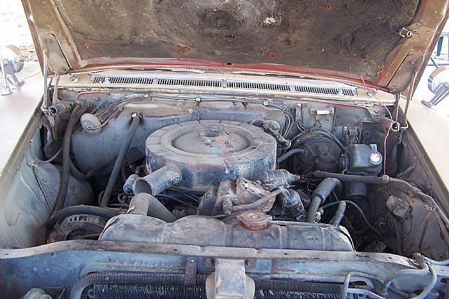 1963 Chrysler Imperial Crown For Sale Charlotte, North Carolina