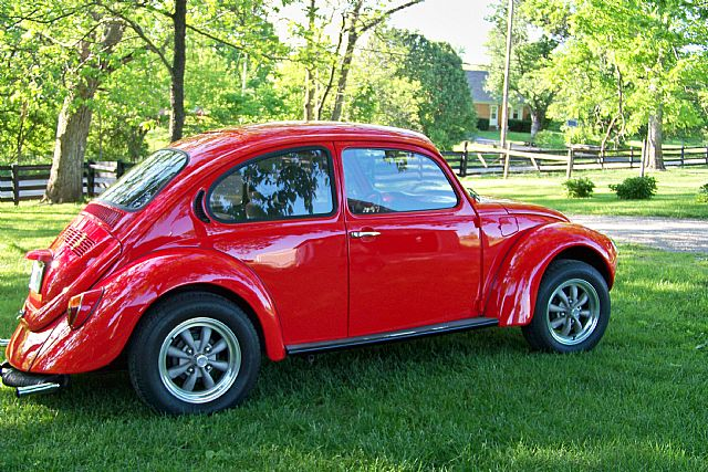1974 Volkswagen Super Beetle For Sale Nicholasville Kentucky