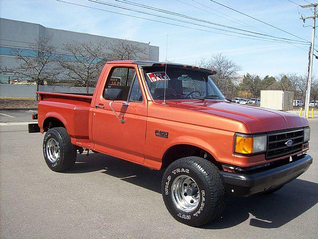1987 Ford F150 For Sale Farmington Hills Michigan