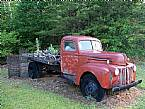 1947 Ford Flatbed Picture 2