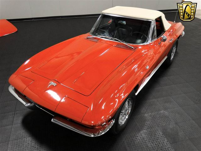 1964 chevrolet corvette stingray convertible for sale memphis indiana. Black Bedroom Furniture Sets. Home Design Ideas