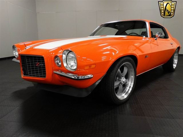 1971 chevrolet camaro z28 tribute for sale memphis indiana. Black Bedroom Furniture Sets. Home Design Ideas
