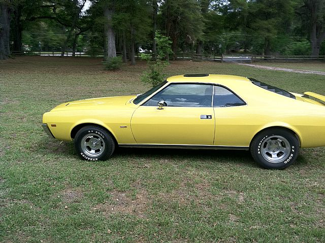 1969 AMC Javelin SST For Sale Ocala Florida