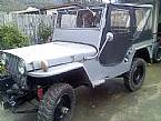 1948 Willys Jeep Picture 2