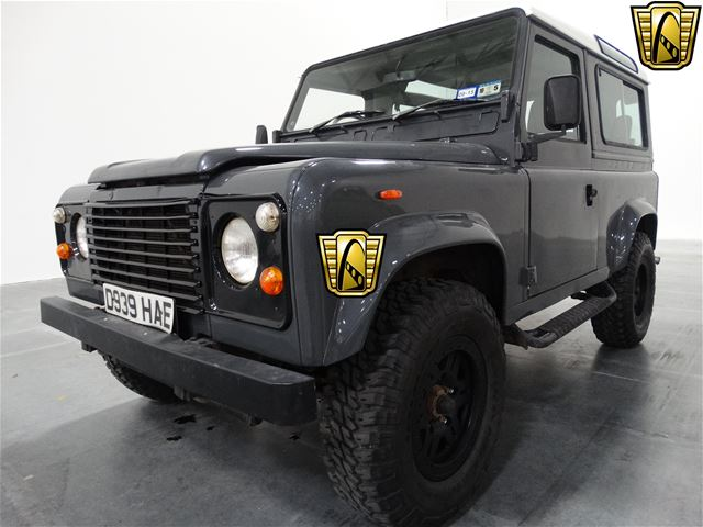 1987 land rover defender for sale houston texas. Black Bedroom Furniture Sets. Home Design Ideas