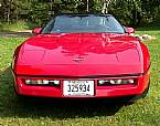 1986 Chevrolet Corvette Picture 2