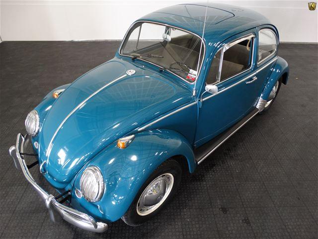 1965 volkswagen beetle for sale coral springs florida. Black Bedroom Furniture Sets. Home Design Ideas
