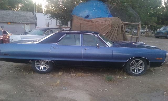 1972 Chrysler Newport For Sale Victorville California