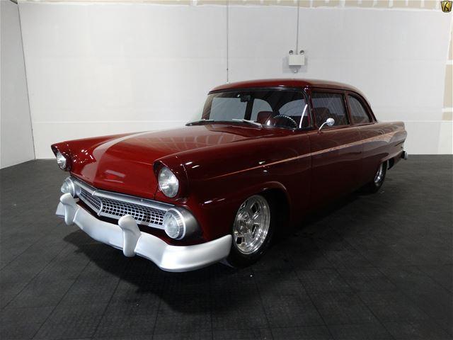 1955 ford customline for sale coral springs florida for 1955 ford customline 2 door