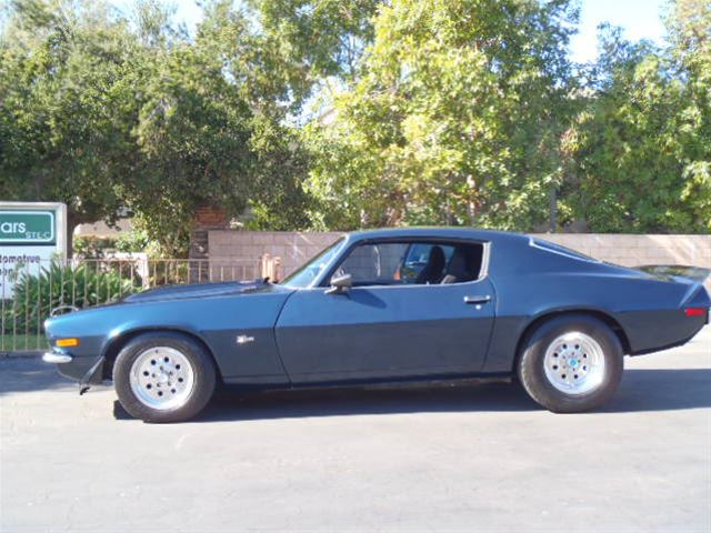 1971 Chevrolet Camaro For Sale Thousand Oaks California