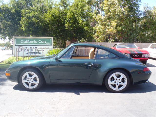 1998 Porsche 911 Targa For Sale Thousand Oaks California