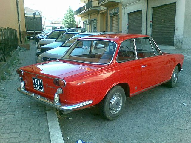 1963 Fiat 1500 Vignale Coupe For Sale , Germany