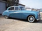 1961 Jaguar Mark IX Picture 2