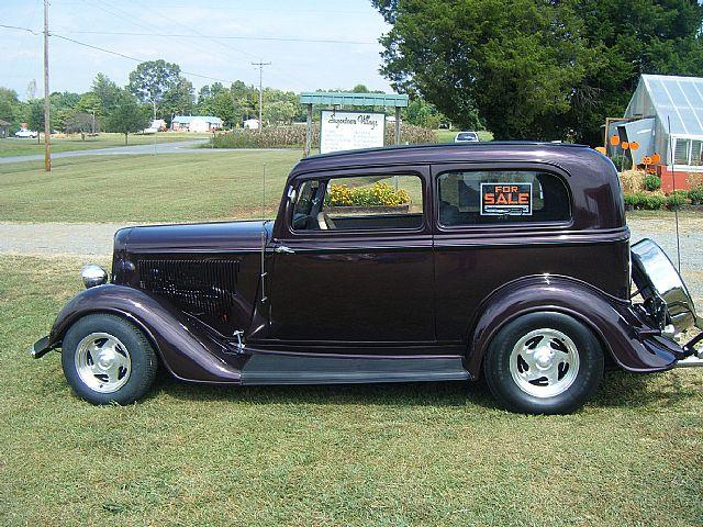 1934 Plymouth 2 Door Street Rod For Sale yadkinville ...