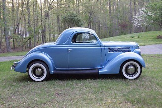 1936 ford 3 window coupe for sale hobart indiana for 1936 ford 3 window