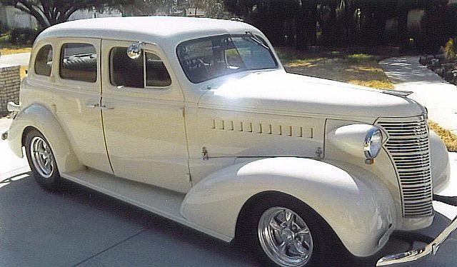 1938 chevrolet 4 door for sale spring hill florida