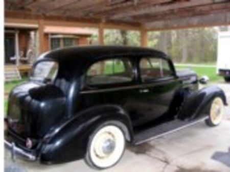 1936 Chevrolet Sedan For Sale