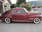1941 Pontiac Aero Sedan Picture 2