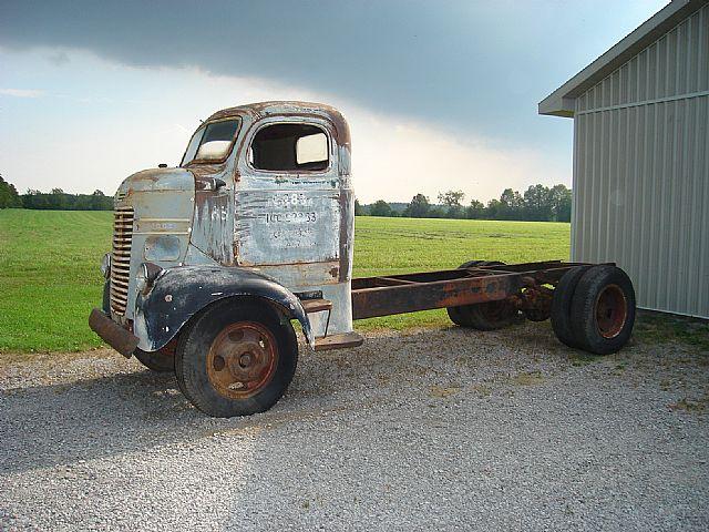 1946 Dodge Coe For Sale Peterborough Ontario