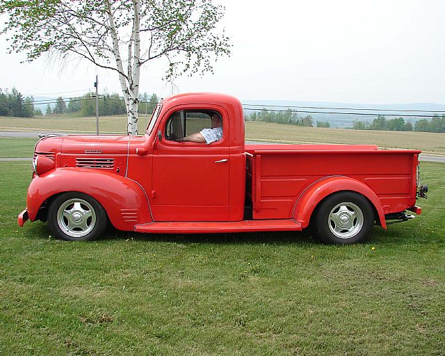Dodge Raider For Sale >> 1947 Dodge Pickup For Sale Mars Hill, Maine