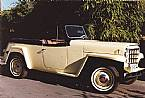 1950 Willys Overland Jeepster Picture 2
