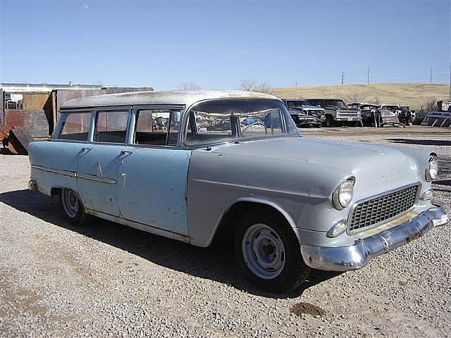 1955 chevrolet 210 for sale rapid city south dakota for 1955 chevy 4 door wagon