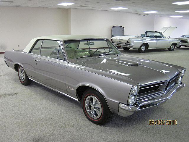 1965 Pontiac Bonneville Iris Mist For Sale Autos Post
