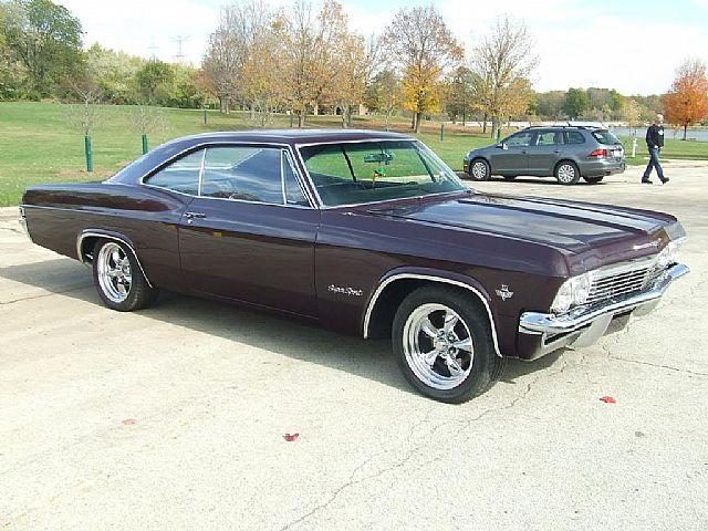 1965 Chevrolet Impala SS For Sale Orland Park Illinois