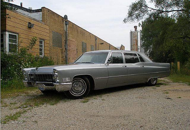1967 Cadillac Fleetwood 75 For Sale Arlington Heights